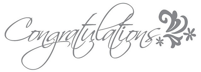 Free sentiment #printable #congratulations Downloads for Paper