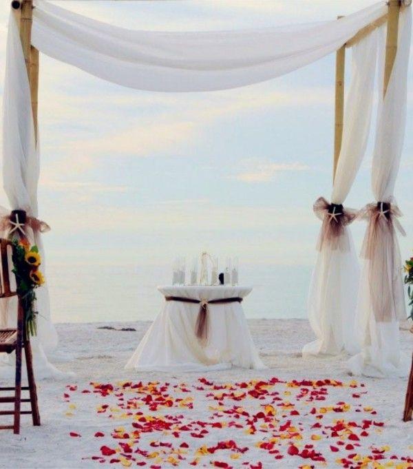 Beach Wedding Arch Ideas: 20 Best 2014 Beach Wedding Arch Images On Pinterest