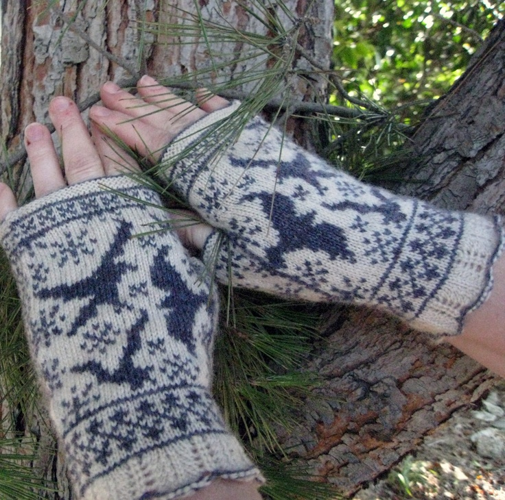 125 best Colorwork and Fair Isle projects images on Pinterest ...