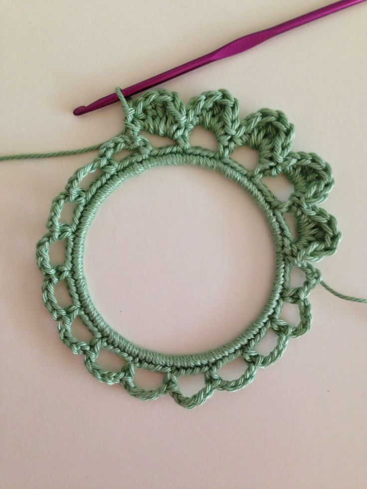 Bees and Appletrees (BLOG): FOTOLIJSTJE HAKEN STAP-VOOR-STAP UITLEG // CROCHET PHOTOFRAME TUTORIAL STEP-BY-STEP