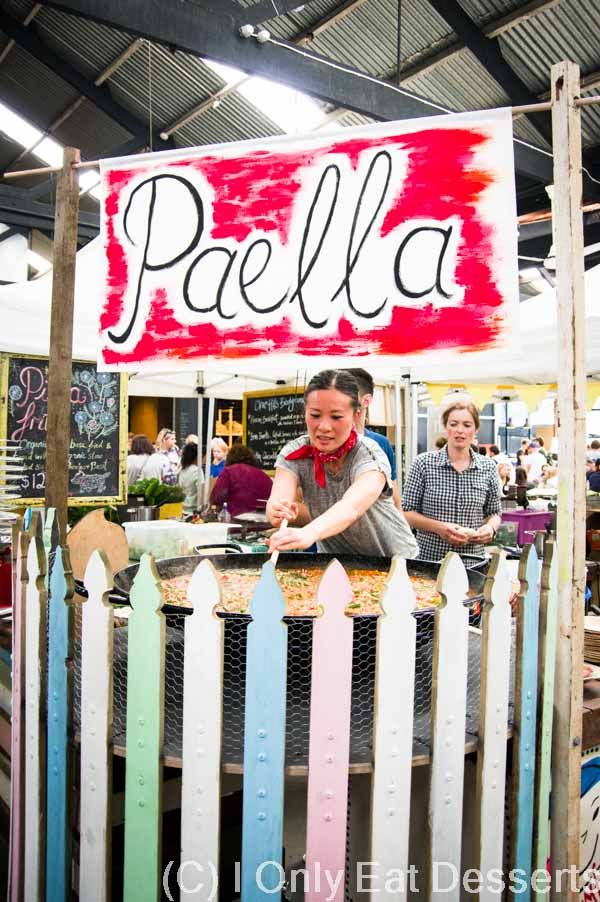 paella (Poh's, The market shed on holland st)