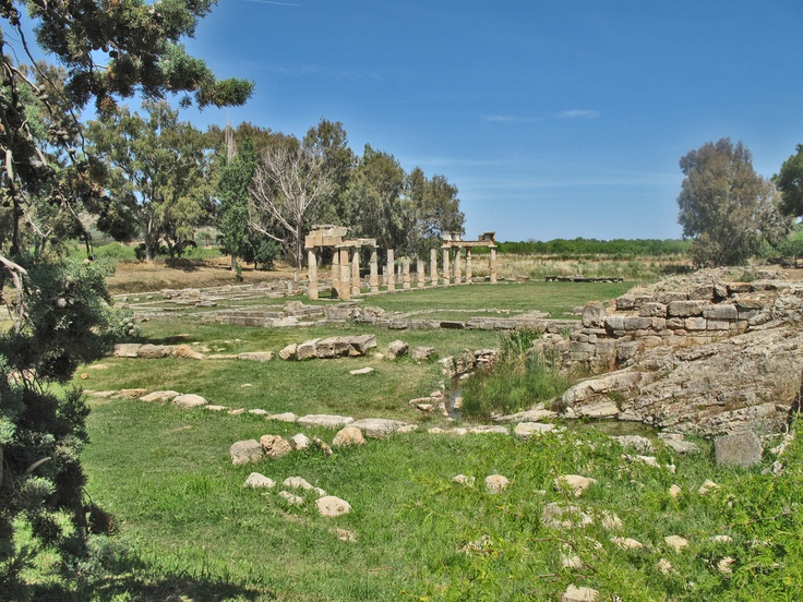 Achaeological Site of Vravrona (Sanctuary of Artemis), Vravrona, Athens
