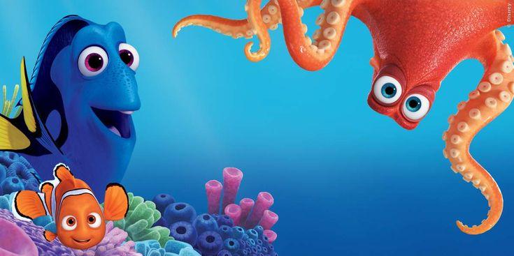 Da kommt der vergessliche Fisch mal wieder ins Kino und bricht dann direkt alle Rekorde. Dorie lässt die anderen Kinofilme des Jahres ganz schön blass aussehen. Bester Kinostart des Jahres 2016 für Findet Dorie ➠ https://www.film.tv/go/35440  #FindetDorie #Kinocharts #Rekord