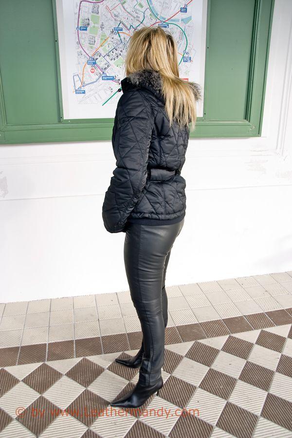 Neues von Leathermandy - Leather Forum