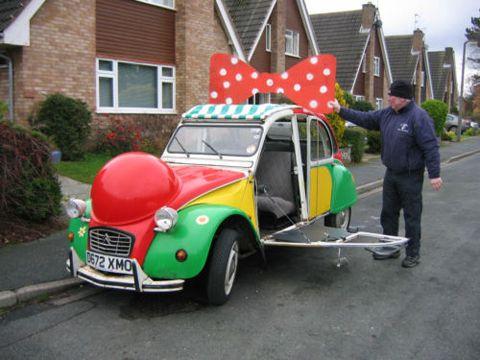 clown car | Famous Clown Car for Sale on EBay