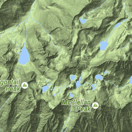 The Enchantments — Washington Trails Association
