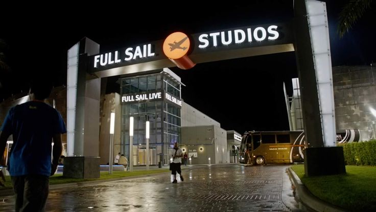 Full Sail University offers campus and online degree programs that are designed for the world of entertainment and media. Offering associate's, bachelor's, and master's degrees, Full Sail's approach is centered on real-world industry experience.