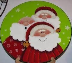 Resultado de imagen para individuales navideños en madera