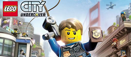 LEGO CITY Undercover Nintendo Switch Game Review
