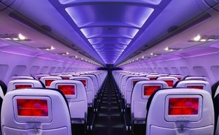 YouTube Takes Flight Aboard Virgin America Airlines—provide videos from several popular series;