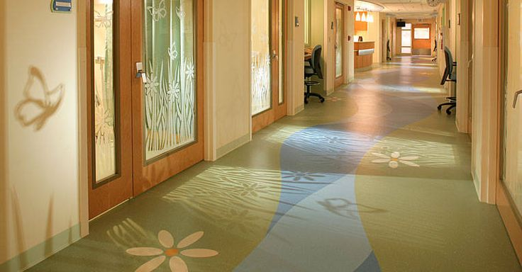 University of Tennessee Medical Center | nora Flooring Systems