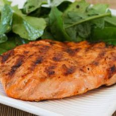 Grilled Salmon with Maple Syrup Glaze Recipe Main Dishes with salmon ...