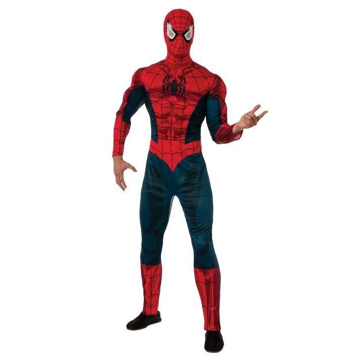 Disfraz de Spiderman Marvel para adulto