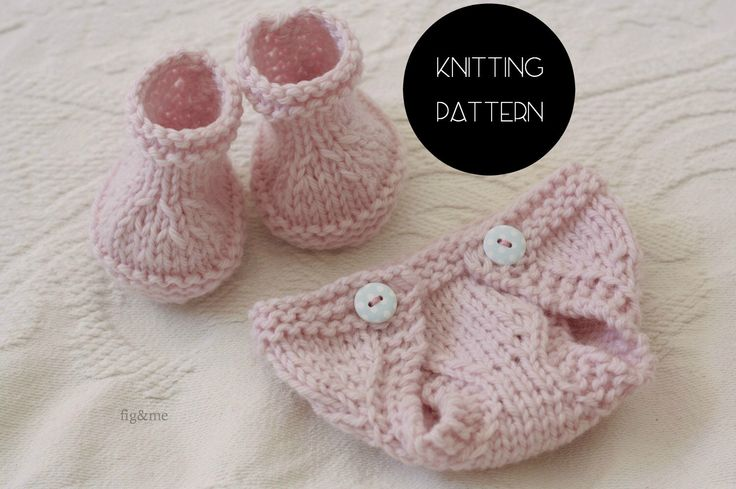 PDF Knitting Pattern, Doll Clothing, Baby Doll Clothes, Waldorf Style Doll clothing patterns, Diaper and Boots, Sofia Baby Set by Fig and Me by figandme on Etsy https://www.etsy.com/listing/229380712/pdf-knitting-pattern-doll-clothing-baby