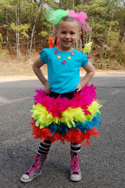 14 Best Wacky Tacky Day Outfits Images On Pinterest | Spirit Week Ideas Wacky Tacky Day And ...