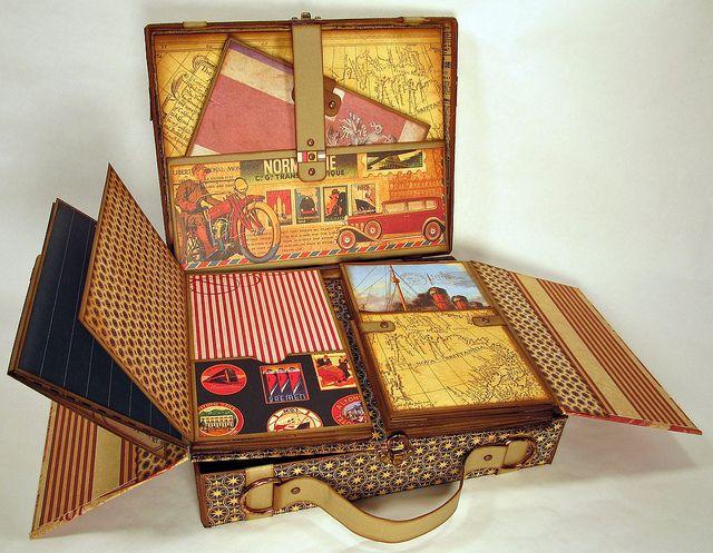 suitcase album