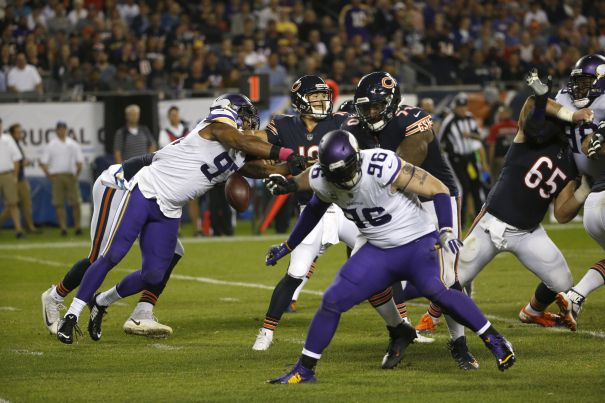 Vikings Win But 'Monday Night Football' Ratings Hits Season Low