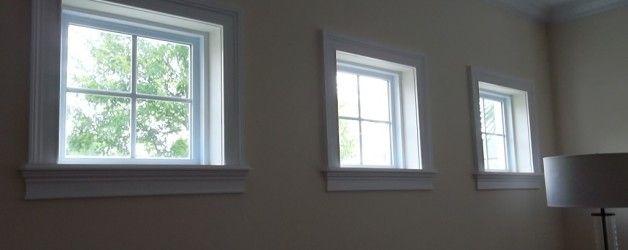 Windows Window Casing