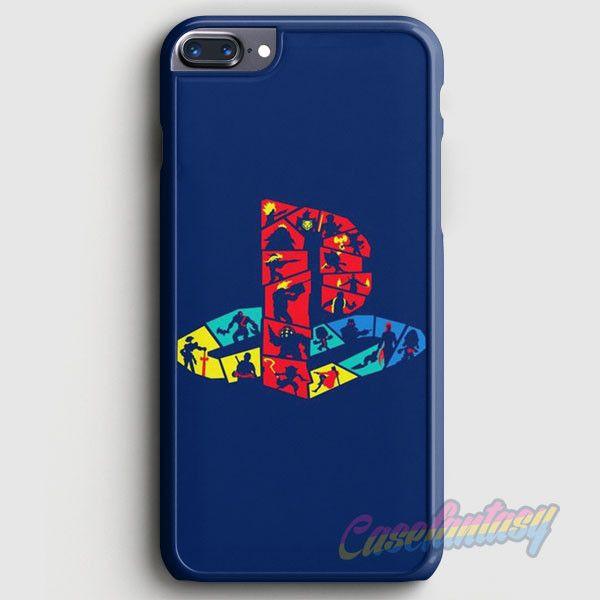Playstation Game Logo iPhone 7 Plus Case | casefantasy