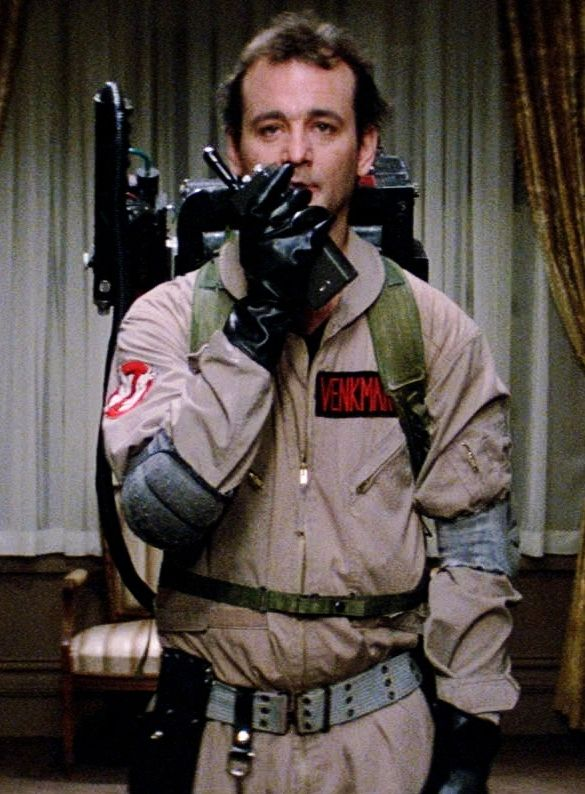 Bill Murray - Ghostbusters (1984)