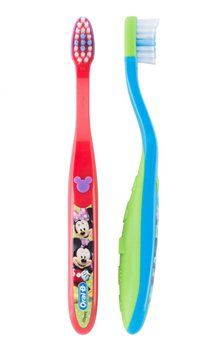 Oral B Stages 2 Toothbrush Oral-B Stages 2 Toothbrush Oral-B Stages 2 is a manual toothbrush for kids Main features Cushioned Head. Extra Soft Bristles with POWER TIP The Brand More Dentists Use Themselves. Oral-B Stages 2 baby http://www.MightGet.com/january-2017-12/oral-b-stages-2-toothbrush.asp