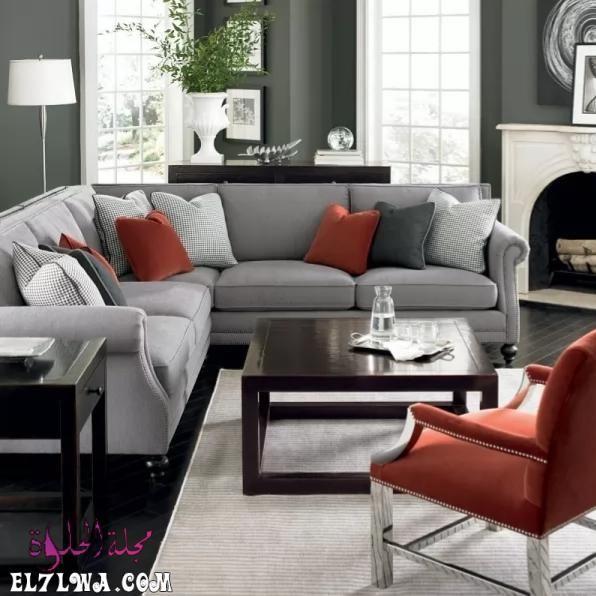 انتريهات مودرن 2021 صور انتريهات مودرن 2021 إن هناك العديد من الأذواق من الأنواع المودرن وهناك أذواق Grey And Red Living Room Living Room Grey Living Room Red