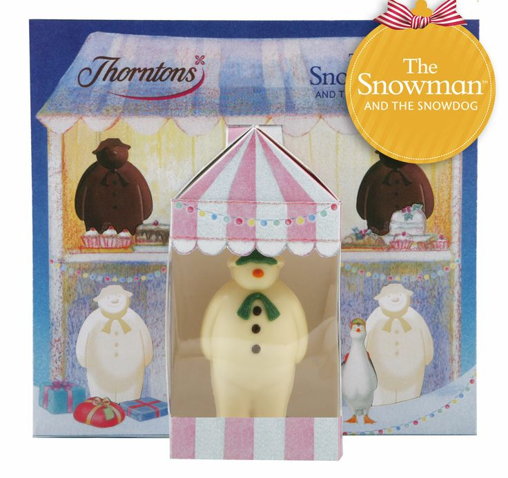 The Snowman and The Snowdog - Selection Pack  Can't resist this one!