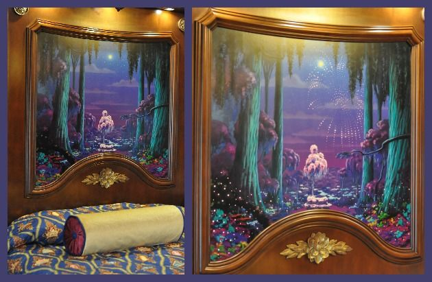 disney themed room | ... in the Port Orleans Riverside Royal Guest Rooms at Disney World