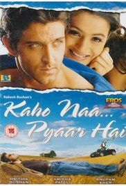 Watch Kaho Na Pyar Hai Full Movie Free. Rich girl loves poor singer and vice versa. But fate has two surprises in store.