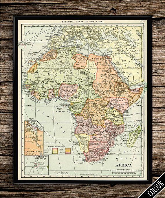 24 best Vintage Maps images on Pinterest | Art posters, Poster ...