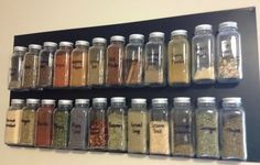 How To Make A Magnetic Spice Rack_05
