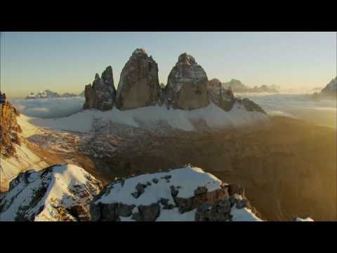 The most epic aerial footage of all time