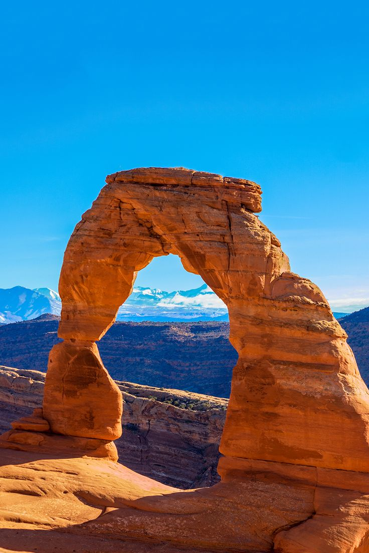 Arches National Park in the USA- 25 Best National Parks in the USA. I still have a number of the top 25 to still hit.
