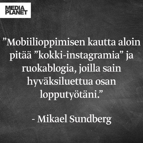 Lue Tubettaja Mikael Sundbergin vinkit some-menestykseen. https://goo.gl/hLM3V2