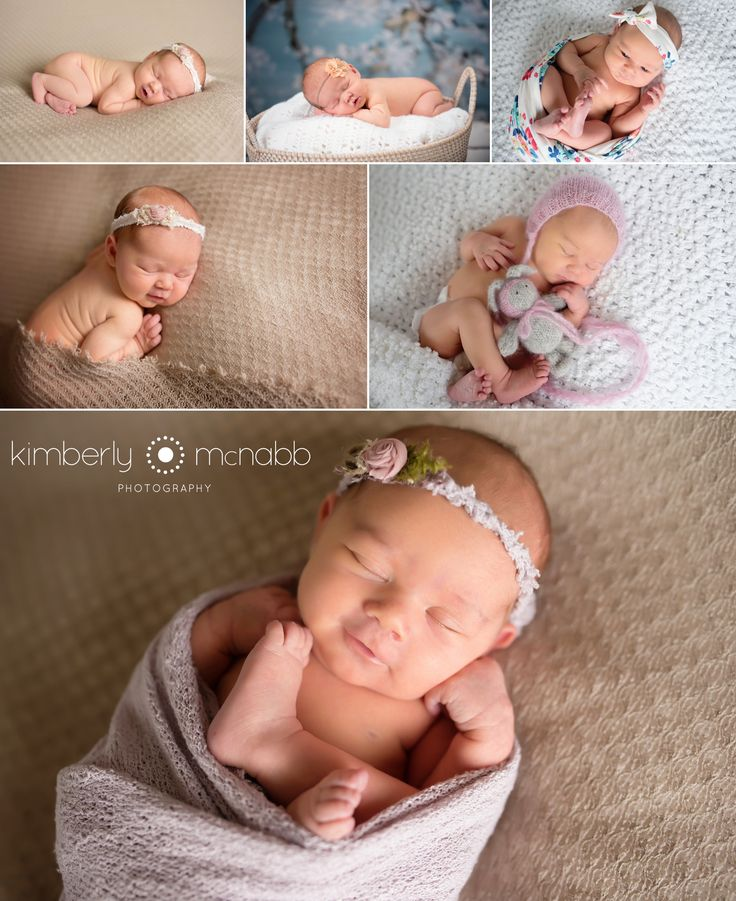 Central ar newborn photography newborn girl pictures kimberly mcnabb photography