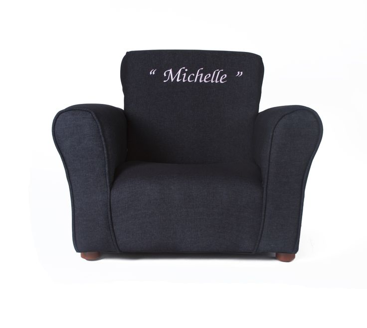 Personalized Kid's Chair