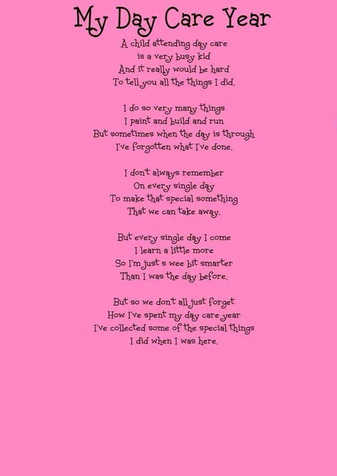 thank you to preschool teacher poem | just b.CAUSE