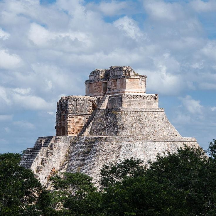 The Mayan pyramid at Uxmal is emblematic of the Puuc architectural style, and is considered one of the most  important archeological sites in all of Mexico. Subscribe to get our 500$ credit to any destination or accommodation