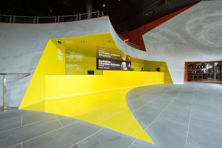 Architecture and Interior Design | Hamer Hall by ARM Architecture