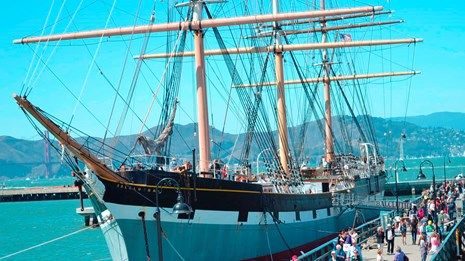 San Francisco Maritime Museum FREE on National Parks Free Entrance Days