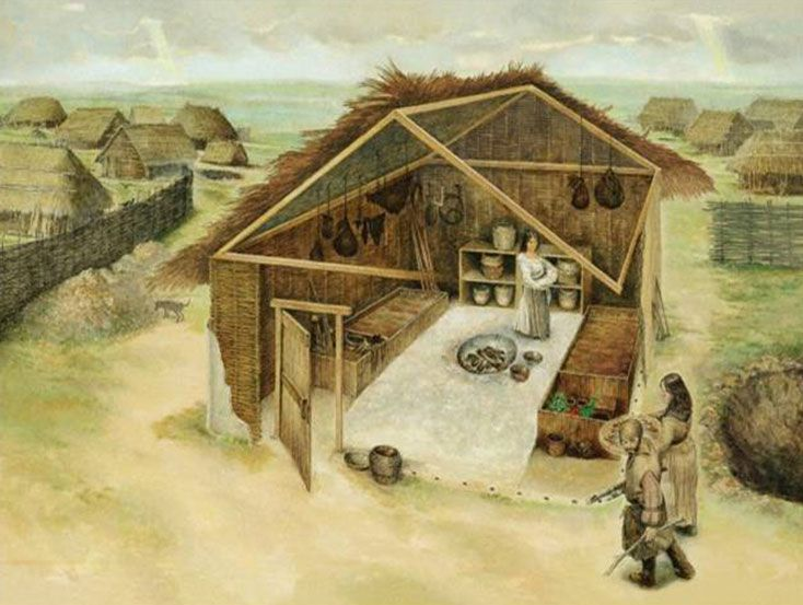 A Neolithic Village at Durrington Walls - Sano Kazuhiko