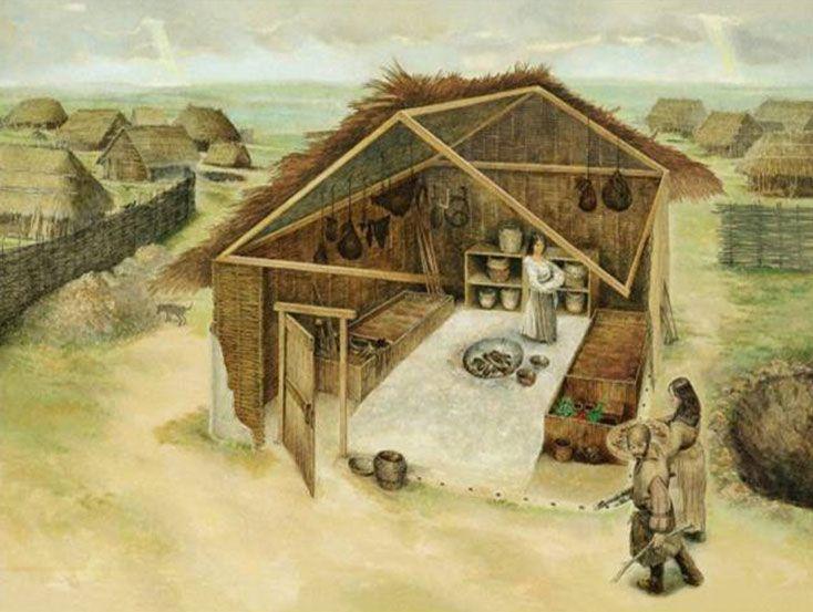 A Neolithic Village at Durrington Walls - Sano Kazuhiko