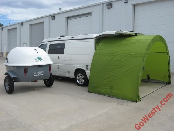 Archaus Side Tent Gowesty Camper Products Parts