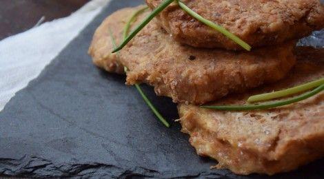 Super gezonde en eiwitrijke tonijnburgers