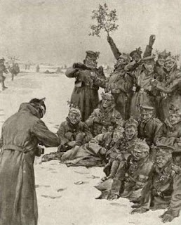 """Silent Night"" a Wartime Christmas Truce"