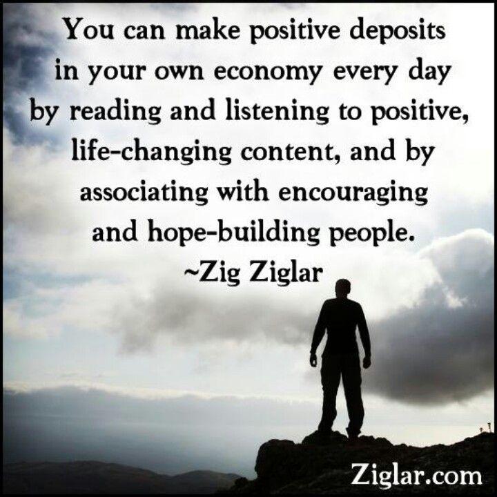 <b>Zig</b> <b>Ziglar</b> <b>Quotes</b> On Change. QuotesGram