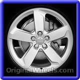 Audi Q5 2013 Wheels & Rims Hollander #58847 #Audi #Q5 #AudiQ5 #2013 #Wheels #Rims #Stock #Factory #Original #OEM #OE #Steel #Alloy #Used