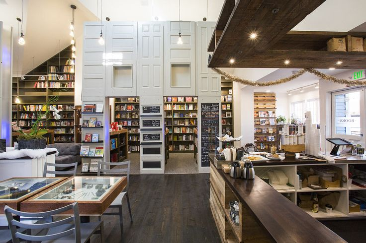 More Than Words: Ada's Technical Books Has Food, Too! - Alternative Dining - Eater Seattle