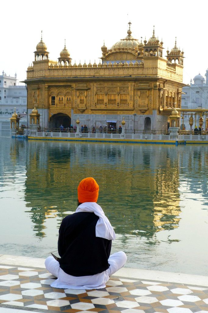 Golden Temple, Amritsar, Punjab, India // Templo Dorado, Amritsar, Punjab, India