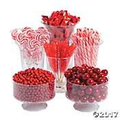 Red Candy Buffet Assortment